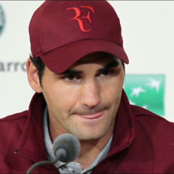 5bde6a81 Nike Accessories   Court Aerobill Roger Federer Tennis Hat Nwt ...